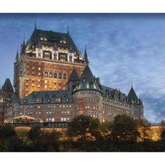 Отель Fairmont Le Chateau Frontenac Канада, Квебек - отзывы, цены и фото номеров - забронировать отель Fairmont Le Chateau Frontenac онлайн