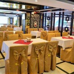 Muong Thanh Three Star Hotel Халонг питание фото 2