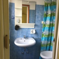 Hotel Ideale Римини ванная фото 2