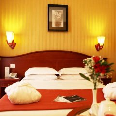 Отель Augusta Lucilla Palace 4* Стандартный номер с различными типами кроватей фото 34