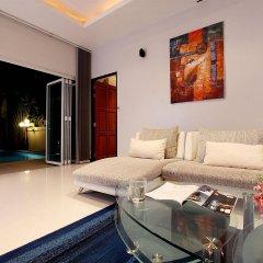 Отель Phuket Lagoon Pool Villa комната для гостей фото 2