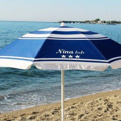 Отель Nina B&B Джардини Наксос пляж
