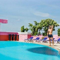 Baiyoke Sky Hotel бассейн фото 2