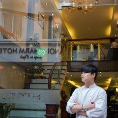 Отель Hanoi Focus Hotel Вьетнам, Ханой - отзывы, цены и фото номеров - забронировать отель Hanoi Focus Hotel онлайн гостиничный бар