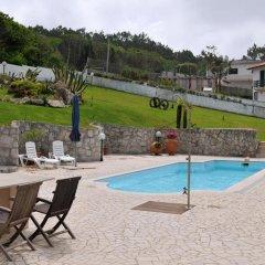 Отель Residência Água de Madeiros бассейн фото 2