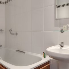 Отель Hilton Edinburgh Grosvenor ванная фото 2