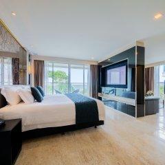 Отель Centara Grand Phratamnak Pattaya комната для гостей фото 3