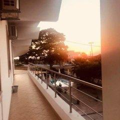 Апартаменты River's Apartments балкон