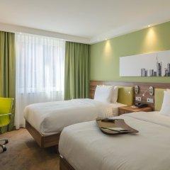 Отель Hampton by Hilton Frankfurt City Centre Messe комната для гостей фото 3