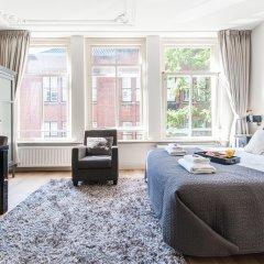 Отель Allure Garden Apartments Нидерланды, Амстердам - отзывы, цены и фото номеров - забронировать отель Allure Garden Apartments онлайн комната для гостей