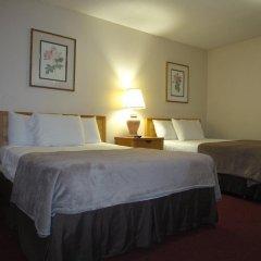Отель Budget Host Inn Niagara Falls США, Ниагара-Фолс - отзывы, цены и фото номеров - забронировать отель Budget Host Inn Niagara Falls онлайн комната для гостей фото 2