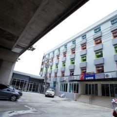 Отель 2BEDTEL Бангкок парковка