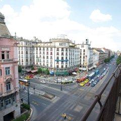 Danubius Hotel Astoria City Center балкон