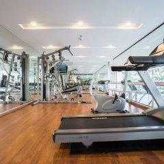 Отель At Mind Exclusive Pattaya фитнесс-зал фото 3