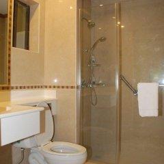 Отель Rooms on the Beach Negril ванная фото 2