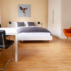 Отель Arthouse Apartments am Barbarossaplatz Германия, Кёльн - отзывы, цены и фото номеров - забронировать отель Arthouse Apartments am Barbarossaplatz онлайн комната для гостей