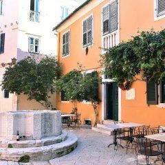 Отель Charming Venetian Town House in the Old Town of Corfu с домашними животными