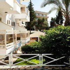 Отель Villa Adora Beach балкон