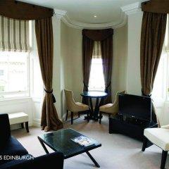 Отель Fraser Suites Edinburgh Великобритания, Эдинбург - отзывы, цены и фото номеров - забронировать отель Fraser Suites Edinburgh онлайн комната для гостей фото 3