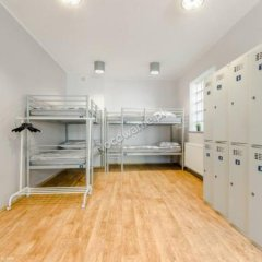 Hostel Stacja Plaza Сопот комната для гостей фото 2