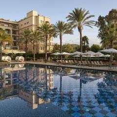 Отель Insotel Fenicia Prestige Suites & Spa бассейн