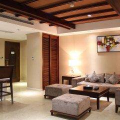 Отель Grand Metropark Bay Hotel Sanya Китай, Санья - отзывы, цены и фото номеров - забронировать отель Grand Metropark Bay Hotel Sanya онлайн комната для гостей фото 4