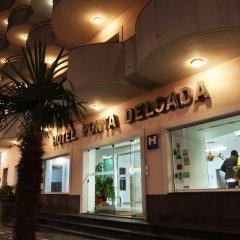 Отель Ponta Delgada Понта-Делгада вид на фасад