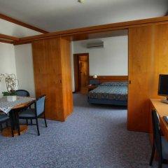 Отель Albergo Delle Alpi Беллуно комната для гостей фото 3