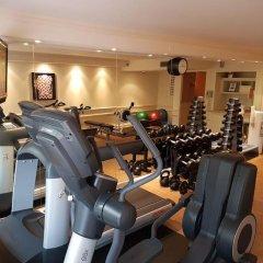 Отель Wedgewood Hotel & Spa Канада, Ванкувер - отзывы, цены и фото номеров - забронировать отель Wedgewood Hotel & Spa онлайн фитнесс-зал