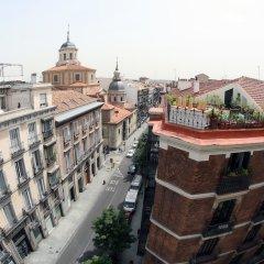 Отель Hostal Abadia балкон