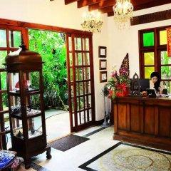 Отель Ariyasom Villa Bangkok Бангкок интерьер отеля