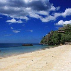 Отель Artistic Diving Resort пляж