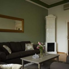 Апартаменты Riverside Residence/riverside Apartments Прага комната для гостей фото 3