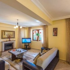 Villa Makri Турция, Олудениз - отзывы, цены и фото номеров - забронировать отель Villa Makri онлайн комната для гостей фото 3