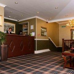 Отель Old Waverley Hotel Великобритания, Эдинбург - отзывы, цены и фото номеров - забронировать отель Old Waverley Hotel онлайн спа фото 2
