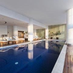 Отель Doubletree By Hilton Mexico City Santa Fe Мехико бассейн фото 2