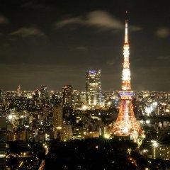 Отель Risveglio Akasaka Япония, Токио - отзывы, цены и фото номеров - забронировать отель Risveglio Akasaka онлайн балкон