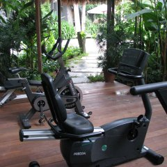 Отель Siloso Beach Resort, Sentosa фитнесс-зал