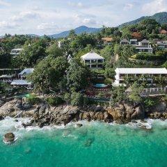 Отель Mom Tri's Villa Royale пляж фото 2