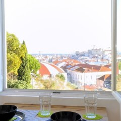 Апартаменты 4 Places - Lisbon Apartments питание