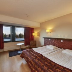Отель Scandic Laajavuori Финляндия, Ювяскюля - 1 отзыв об отеле, цены и фото номеров - забронировать отель Scandic Laajavuori онлайн комната для гостей фото 4