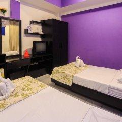 Long Beach Hotel Patong комната для гостей фото 3