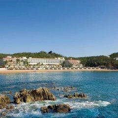Отель Dreams Huatulco Resort & Spa пляж