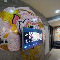Отель Bed De Bell Hostel Таиланд, Бангкок - отзывы, цены и фото номеров - забронировать отель Bed De Bell Hostel онлайн удобства в номере