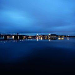Radisson Blu Limfjord Hotel Aalborg пляж