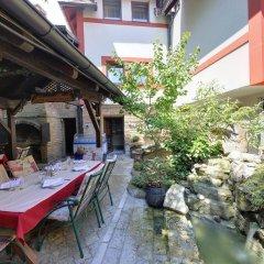 Sucevic Hotel бассейн