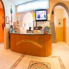 Отель Hostal Boqueria интерьер отеля фото 3