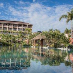 Отель Silk Sense Hoi An River Resort Вьетнам, Хойан - отзывы, цены и фото номеров - забронировать отель Silk Sense Hoi An River Resort онлайн бассейн фото 2