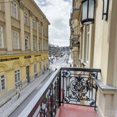 Отель Residence Baron Будапешт балкон