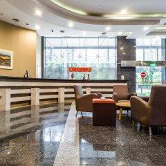 Отель Chancellor@Orchard Сингапур, Сингапур - отзывы, цены и фото номеров - забронировать отель Chancellor@Orchard онлайн интерьер отеля